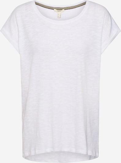 Marškinėliai iš ESPRIT , spalva - balta, Prekių apžvalga