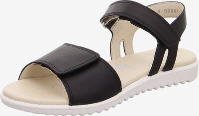 SUPERFIT Sandale 'Maya' in schwarz, Produktansicht