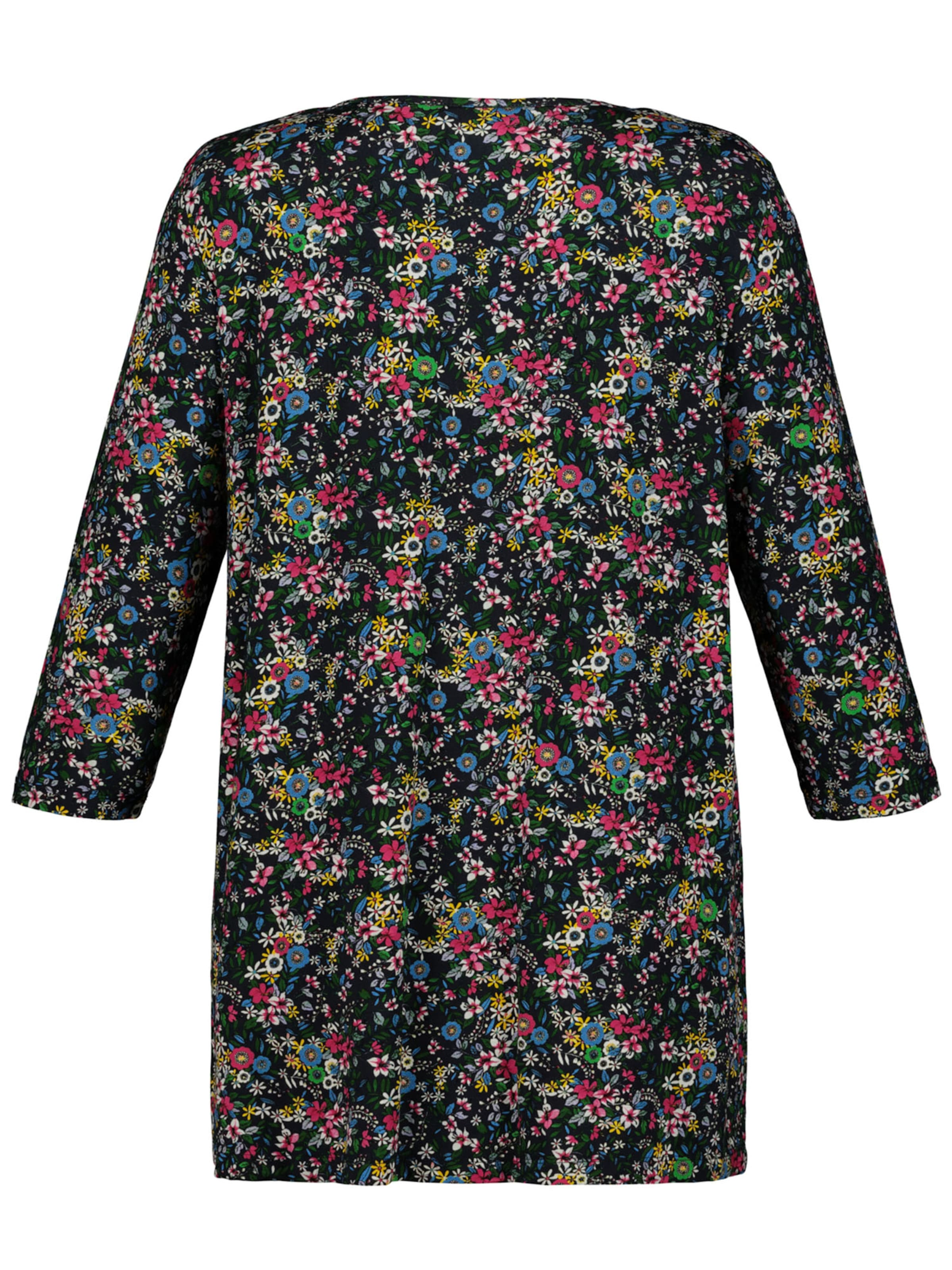 shirt En Foncé Bleu T Ulla Popken XTkwOiuPZ