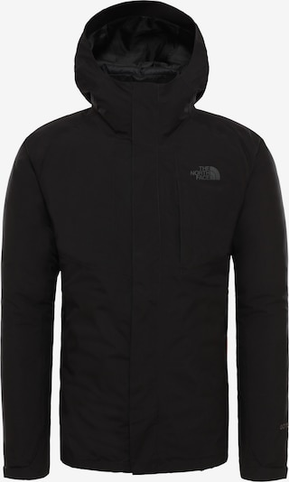 THE NORTH FACE Winterjacke 'Mountain Light Tricliamate W' in schwarz, Produktansicht