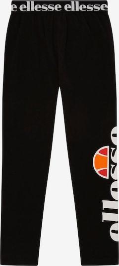 ELLESSE Legingi 'Fabi' oranžs / sarkans / melns / balts, Preces skats