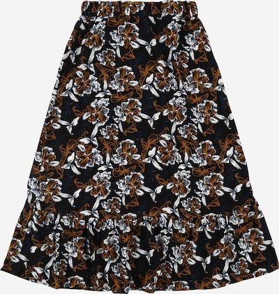 NAME IT Rok 'Vinaya' in de kleur Bruin / Zwart / Wit, Productweergave