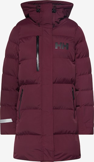 HELLY HANSEN Mantel 'W ADORE PUFFY' in purpur, Produktansicht