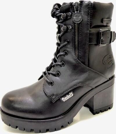 Dockers Stiefelette in schwarz, Produktansicht