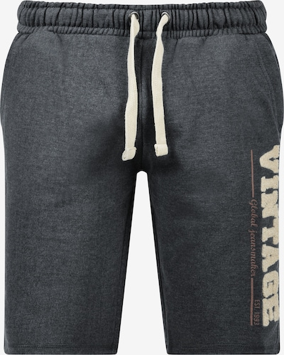 BLEND Sweatshorts in grau, Produktansicht