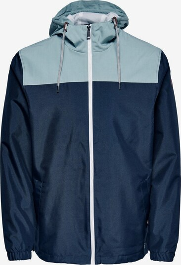 Only & Sons Jacke in blau / hellblau, Produktansicht