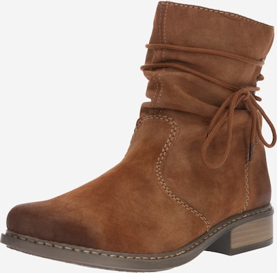 RIEKER Ankle Boots in Cognac, Item view