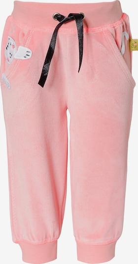 LEMON BERET Hose in rosa / schwarz / weiß, Produktansicht