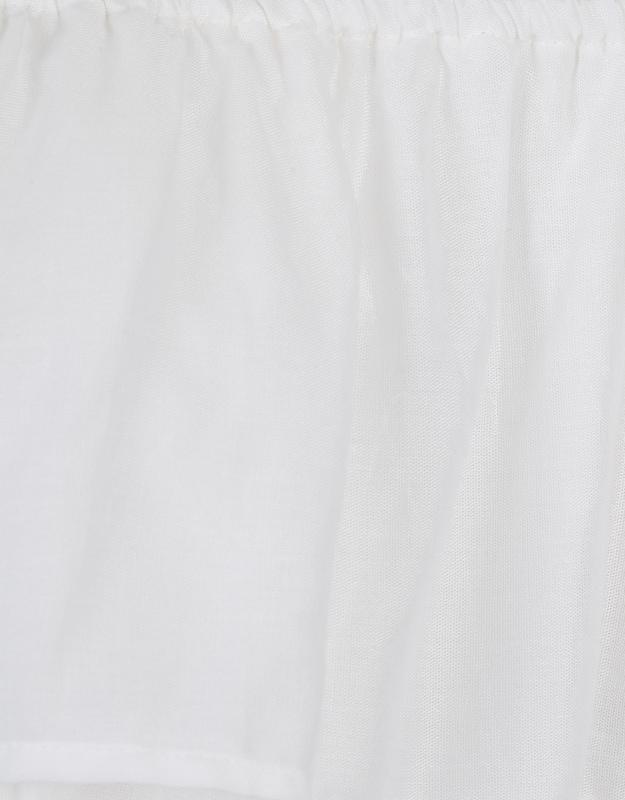 Offshoulder 'filuca' Weiß tunika tunika Weiß Sparkz Offshoulder 'filuca' Offshoulder Sparkz tunika Sparkz nqFntY4wp