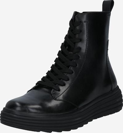 Auliniai batai su kulniuku 'D Phaolae' iš GEOX , spalva - juoda, Prekių apžvalga