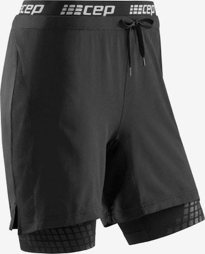 CEP Shorts in schwarz, Produktansicht