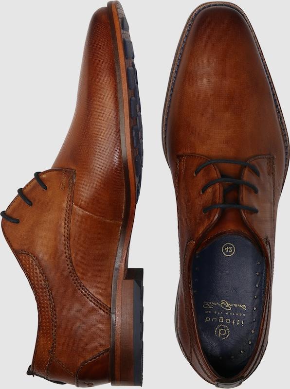 bugatti Schnürschuhe im Vintage-Look