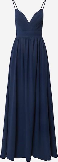 Unique Kleid in dunkelblau, Produktansicht