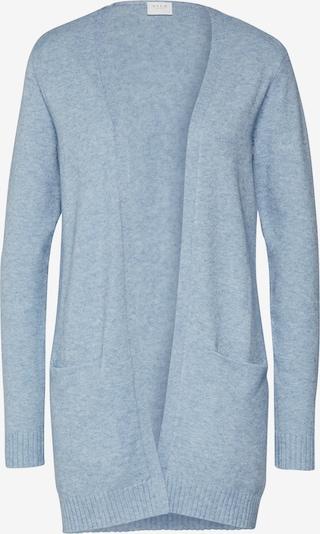 VILA Gebreid vest 'Ril' in de kleur Lichtblauw, Productweergave