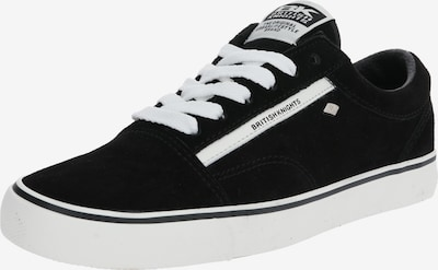 BRITISH KNIGHTS Sneaker 'Mack' in schwarz / weiß, Produktansicht