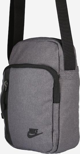 Nike Sportswear Umhängetasche 'Core Small Items 3.0' in grau / schwarz: Seitenansicht