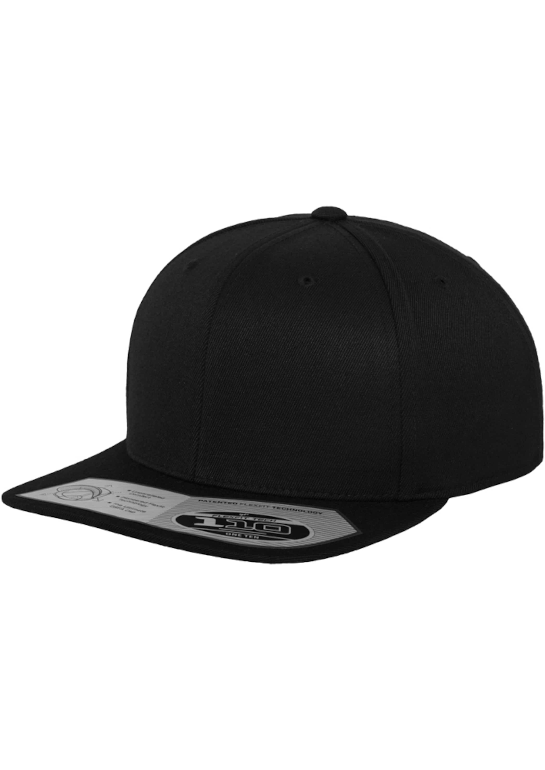 Flexfit '110 In Snapback Fitted' Weinrot 4A5RjL