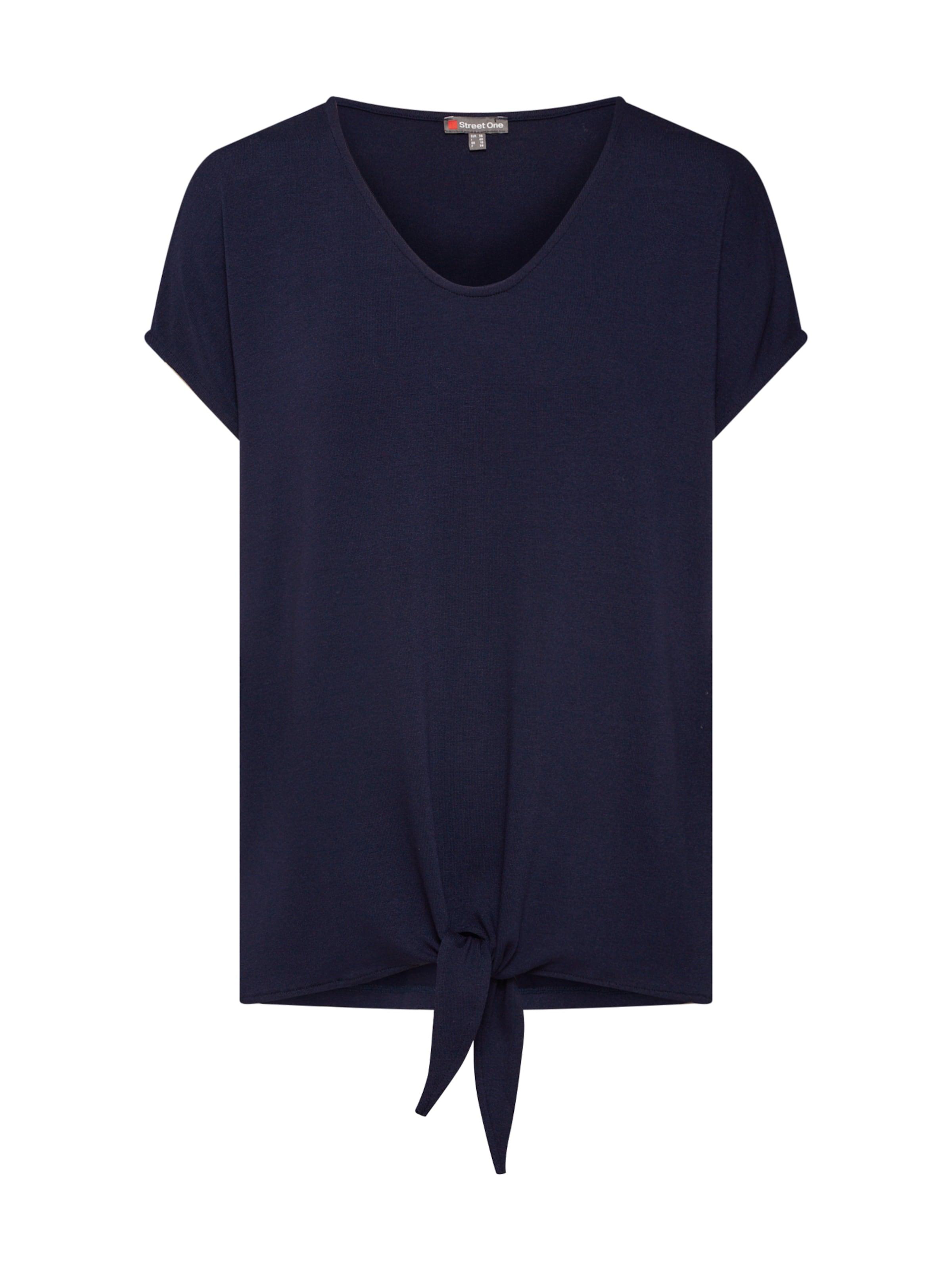 One In 'ramona' Street Shirt Dunkelblau n0vwmN8O