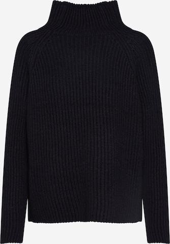 juoda DRYKORN Megztinis 'ARWEN'