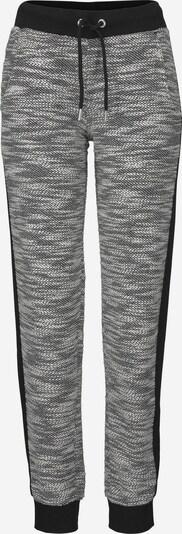 BUFFALO Hose in schwarzmeliert, Produktansicht