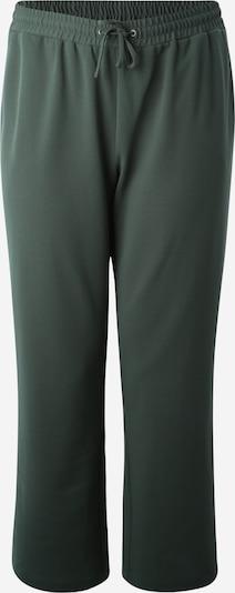 Junarose Spodnie 'TEVA' w kolorze jodłam, Podgląd produktu