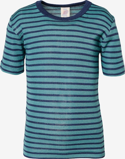 ENGEL T-Shirt in navy / türkis, Produktansicht