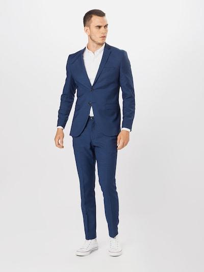 JACK & JONES Obleka 'SOLARIS' | temno modra barva: Frontalni pogled