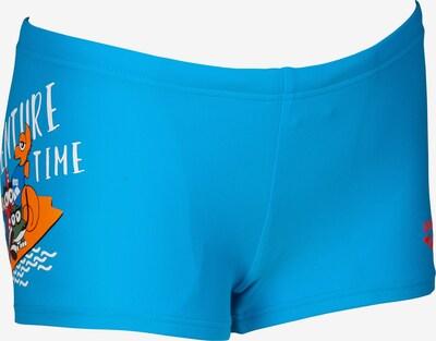 ARENA Badeshorts in hellblau / mischfarben, Produktansicht