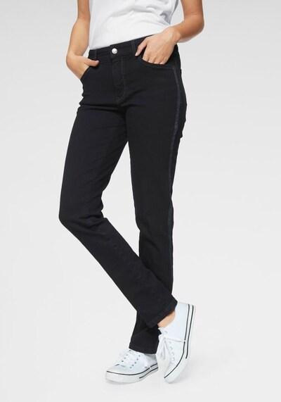 MAC Jeans 'Melanie' in dunkelblau, Modelansicht