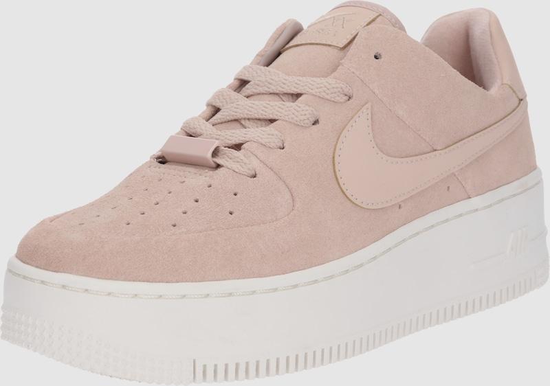 Nike Sportswear Turnschuhe Low 'Air Force 1 Sage Bequem, Leder Bequem, Sage gut aussehend f2de53