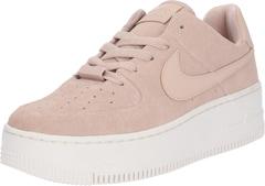 Nike Sportswear Baskets basses 'Air Force 1 Sage' en rose