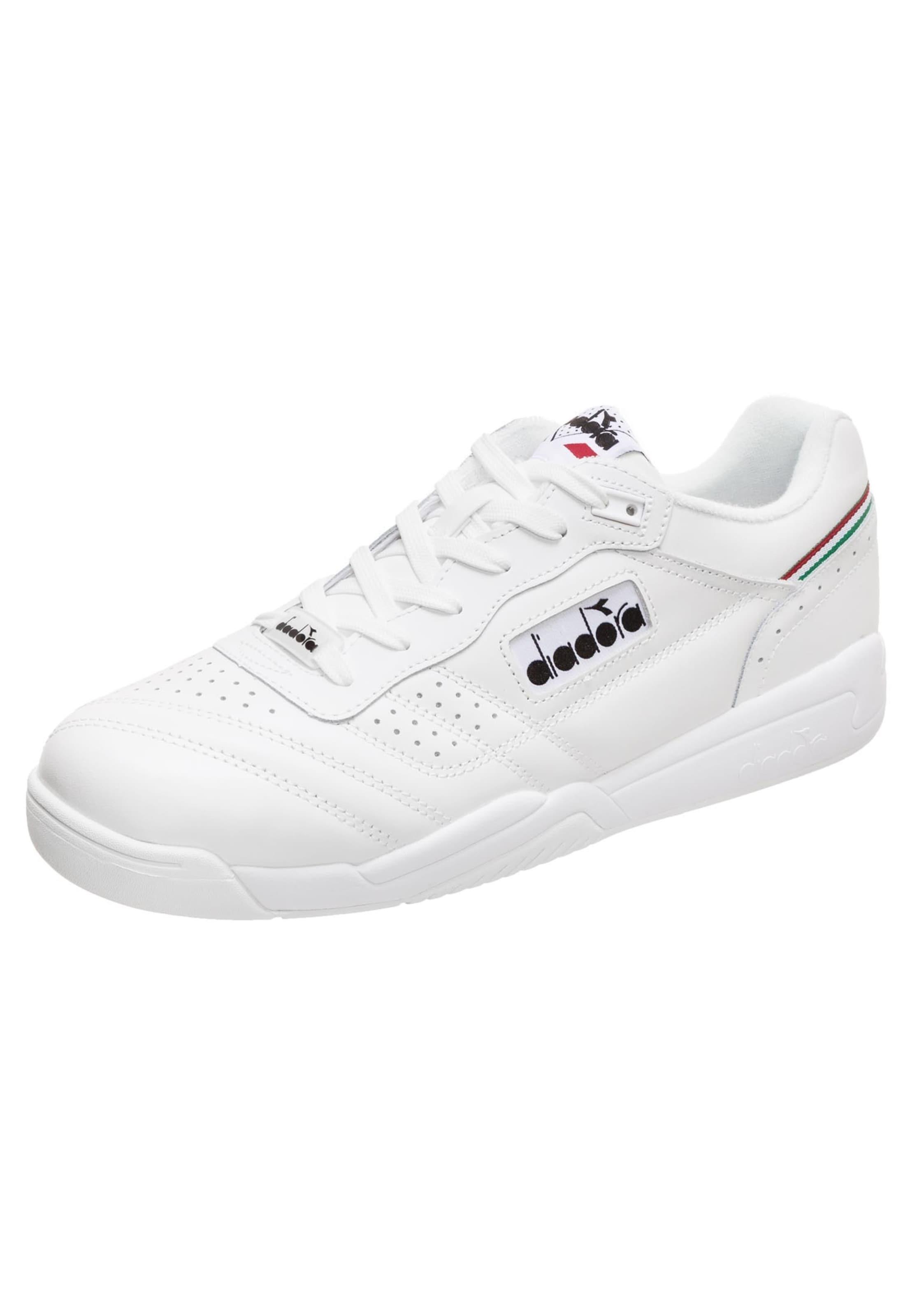 Diadora 'action' Sneaker In 'action' Diadora Weiß Sneaker fYy76bgv