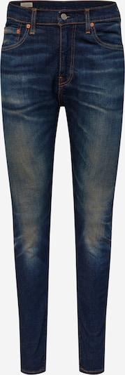 LEVI'S Jeans '510™ SKINNY FIT' in blue denim, Produktansicht