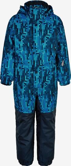COLOR KIDS Schneeanzug in blau / hellblau, Produktansicht