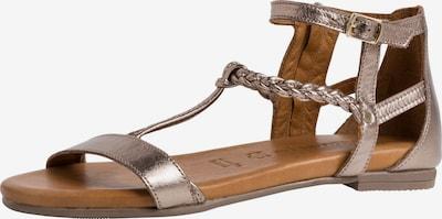 TAMARIS Sandale in bronze, Produktansicht