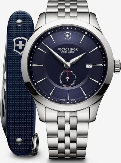 VICTORINOX Analoog horloge 'Alliance' in de kleur Saffier / Zilver, Productweergave