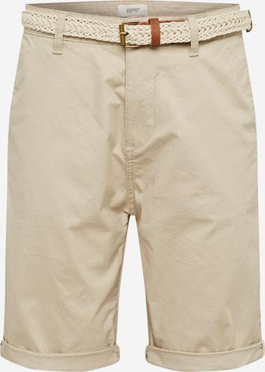 ESPRIT Shorts in beige: Frontalansicht