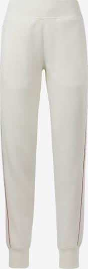 Reebok Classic Jogginghose in rot / weiß, Produktansicht