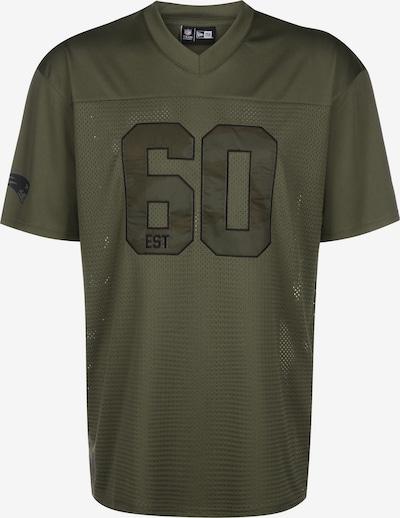 NEW ERA T-Shirt ' NFL Camo Collection New England Patriots ' in khaki, Produktansicht