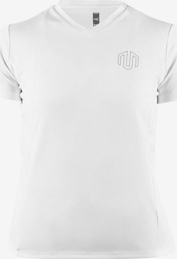 MOROTAI T-Shirt ' Active Dry V-Neck Tee ' in weiß, Produktansicht