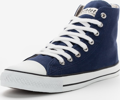 Ethletic Sneaker in dunkelblau, Produktansicht