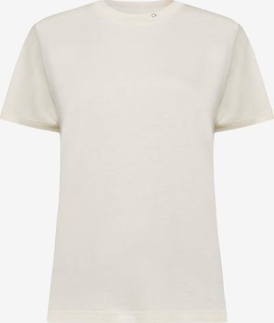Calvin Klein Shirt in naturweiß, Produktansicht