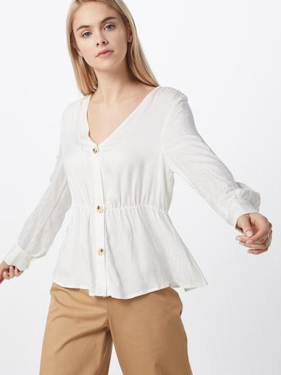 OBJECT Bluse 'CERESIA' in weiß, Modelansicht