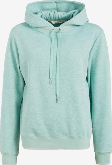 khujo Sweatshirt ' KANEETA ' in Turquoise A5DWFVFm