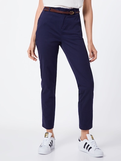 SCOTCH & SODA Chinohose 'Ams Blauw' in navy, Modelansicht