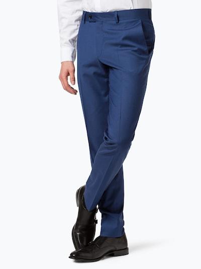 Finshley & Harding Hose 'Grant IB' in dunkelblau, Modelansicht