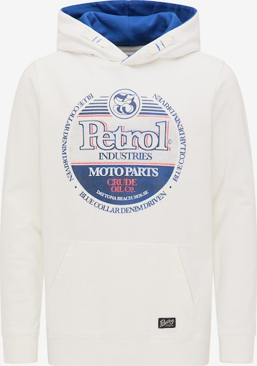 Petrol Industries Sweatshirt in weiß, Produktansicht