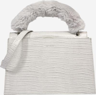 INYATI Handtasche 'Olivia' in hellgrau, Produktansicht
