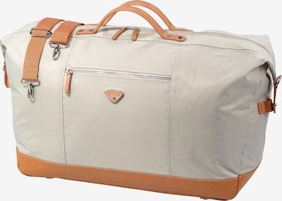 Jump Sac de voyage 'Riviera' en beige / abricot, Vue avec produit