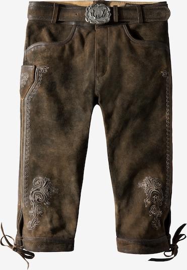 STOCKERPOINT Klederdracht broek 'Sigmar' in de kleur Bruin, Productweergave